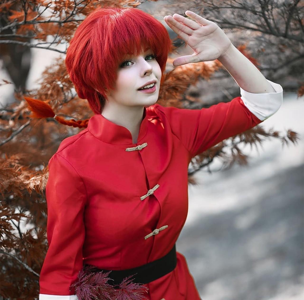 Ranma 1/2: Cosplayer revive el lado femenino de Ranma con un impresionante atuendo