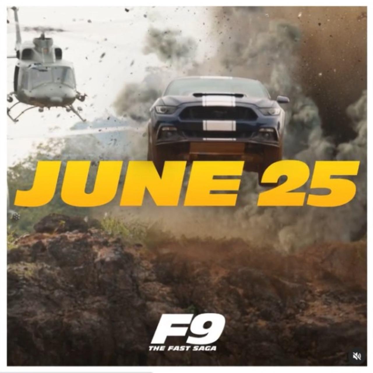 Rápidos y Furiosos 9 vuelve a cambiar de fecha de estreno