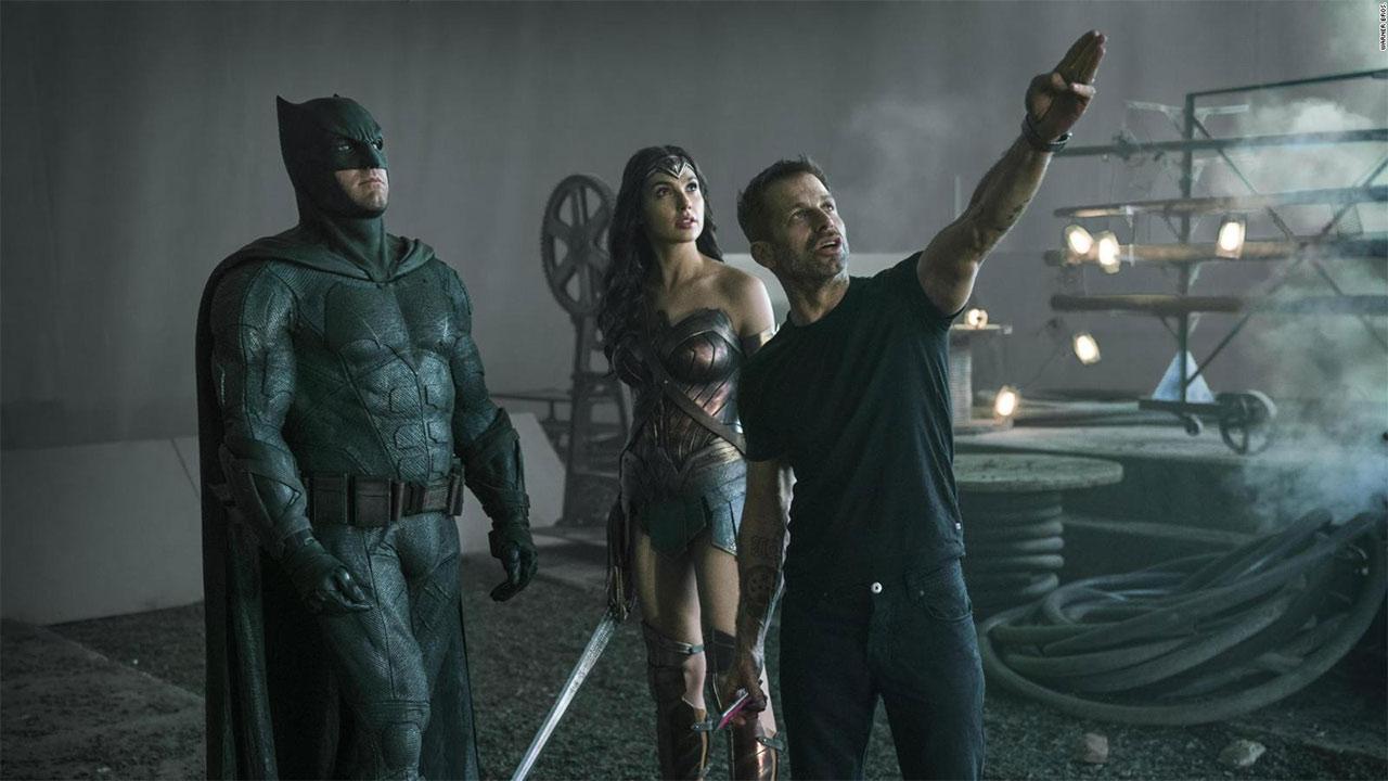 Justice League Zack Snyder Cut Reseña grabación