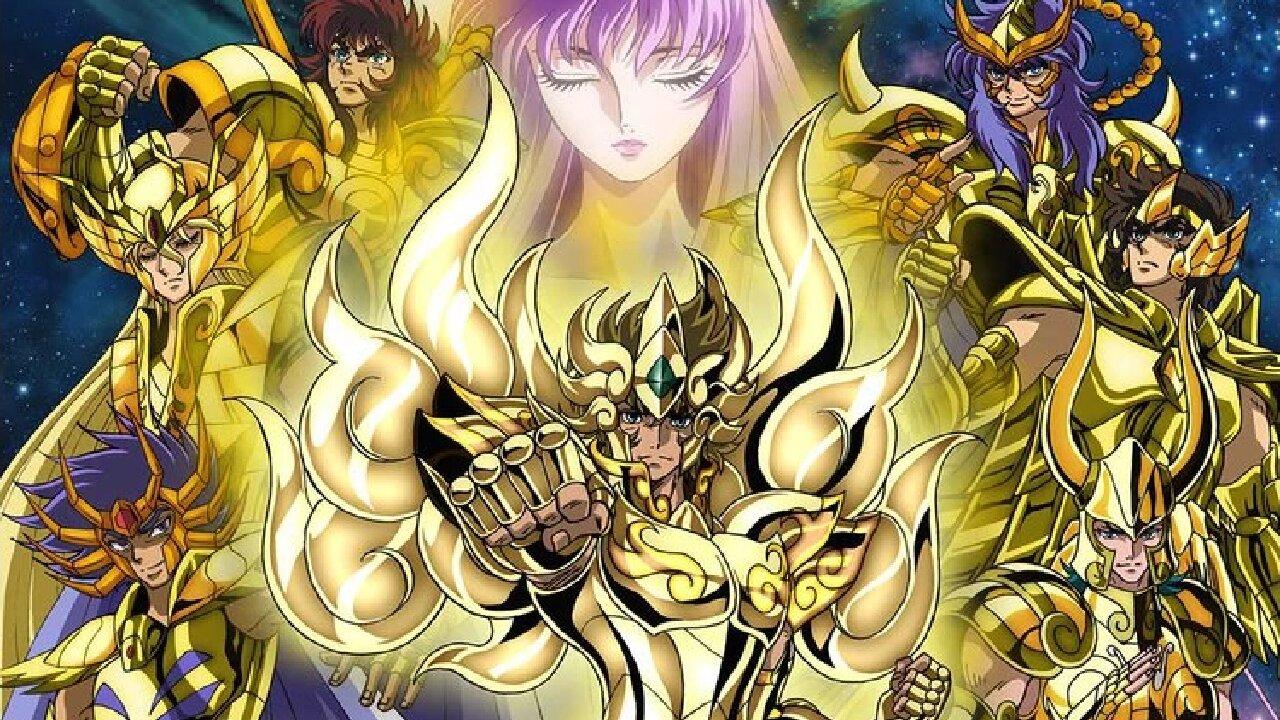 saint seiya alma de oro