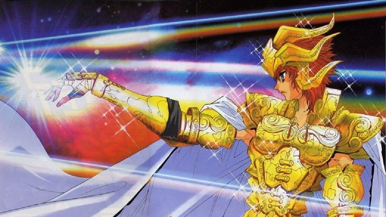 aioria de leo caballero dorado