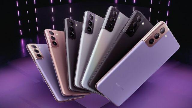 Samsung registró sus ventas más altas con el Galaxy S21