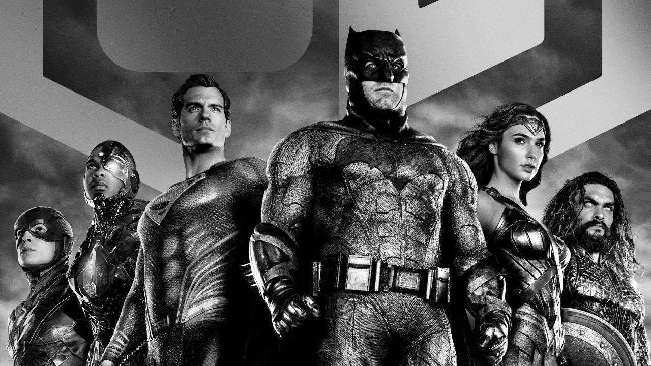 Snyder Cut revela los títulos de sus seis partes