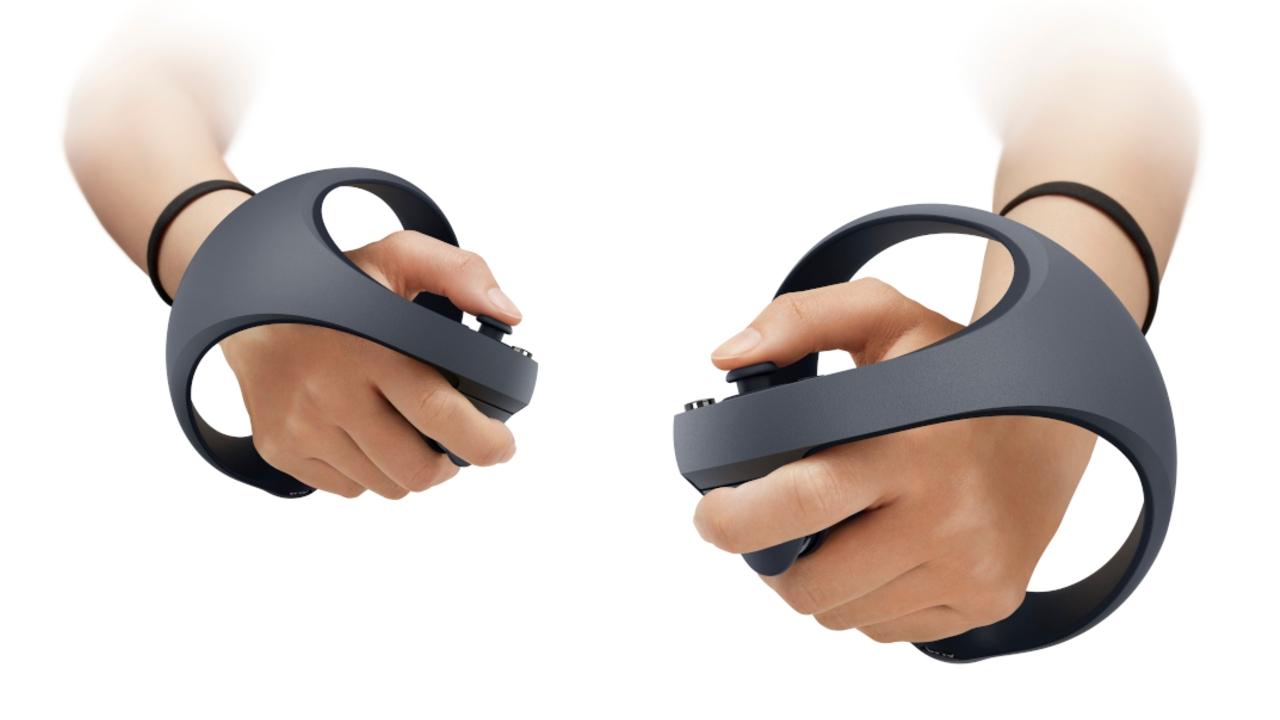 Mandos realidad virtual PlayStation 5 Sony VR