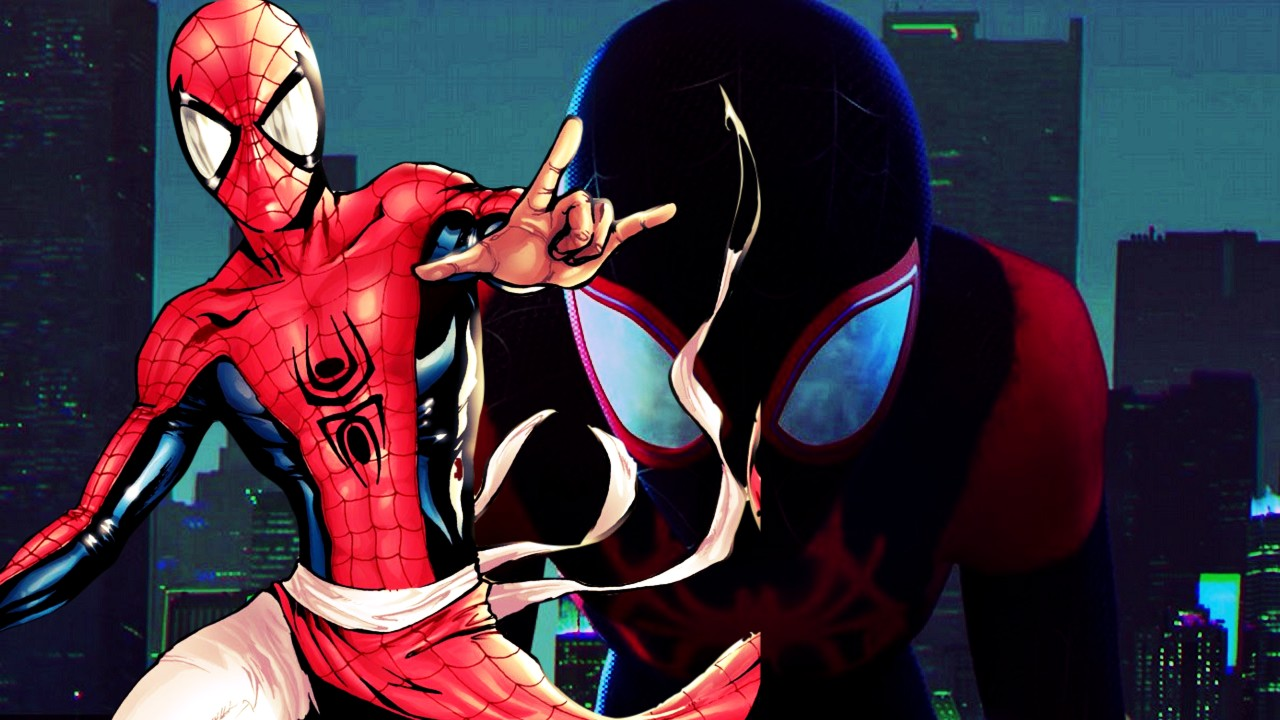 Spider-Man Into the Spider Verse Miles Morales Spider-Man India