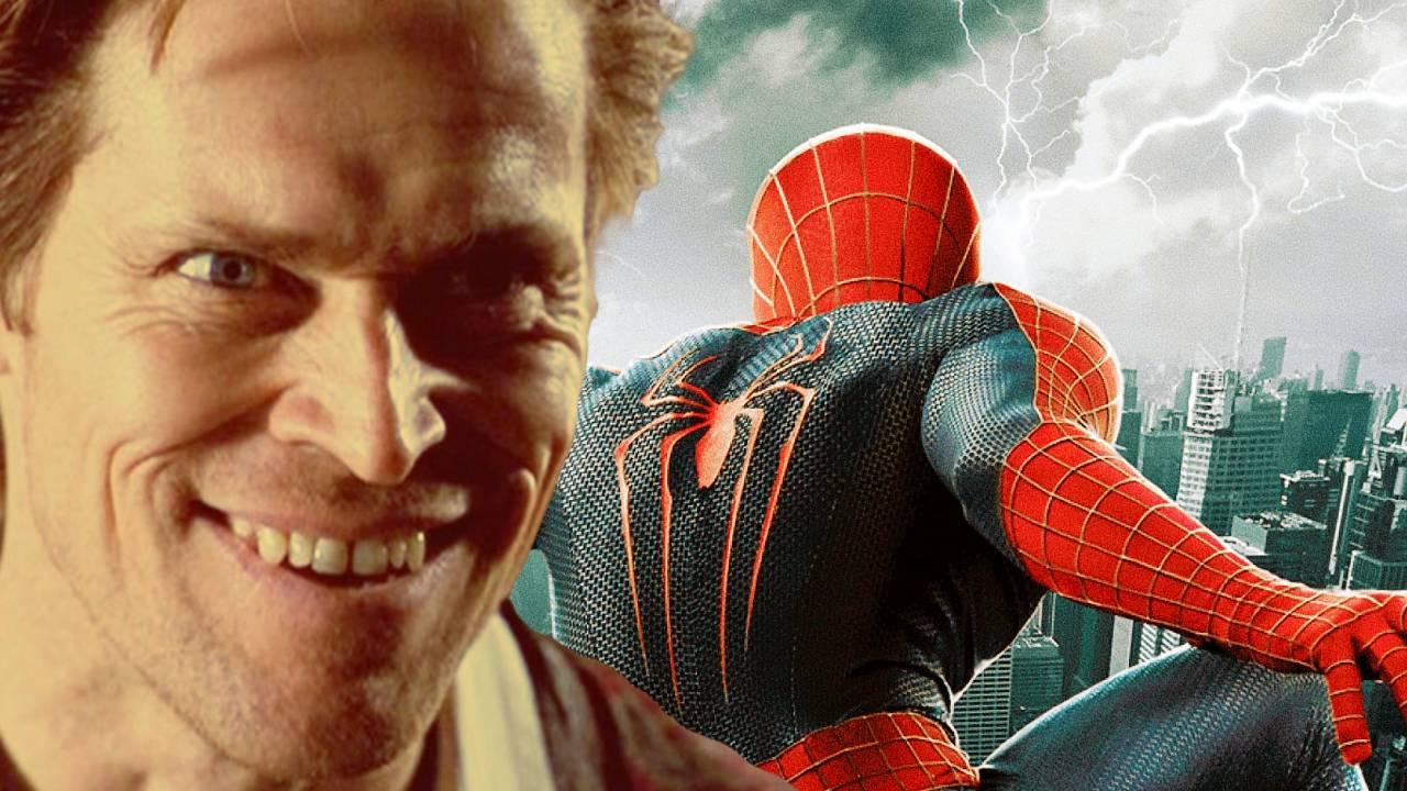 Willem Dafoe Duende Verde Spider-Man No Way Home Marvel Película