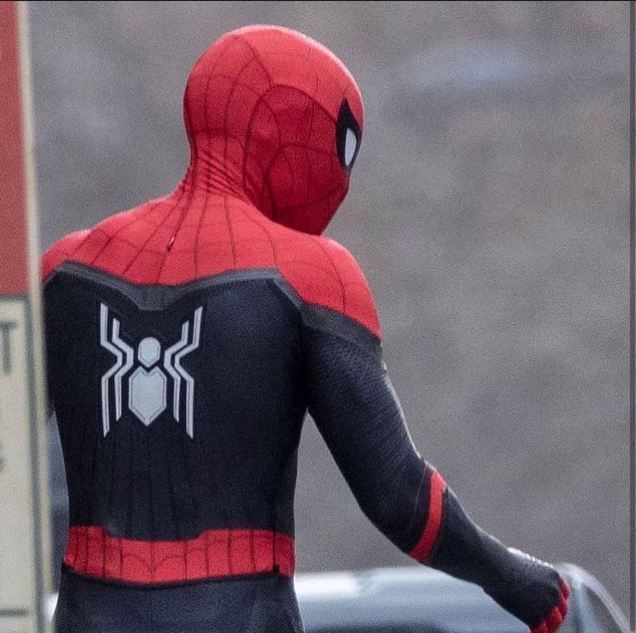 Traje de Peter en Spider-Man 3