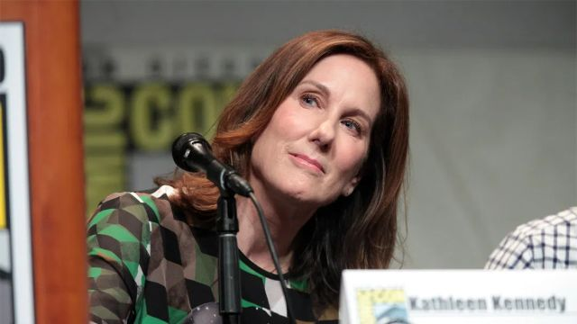 Star Wars Kathleen Kennedy Disney