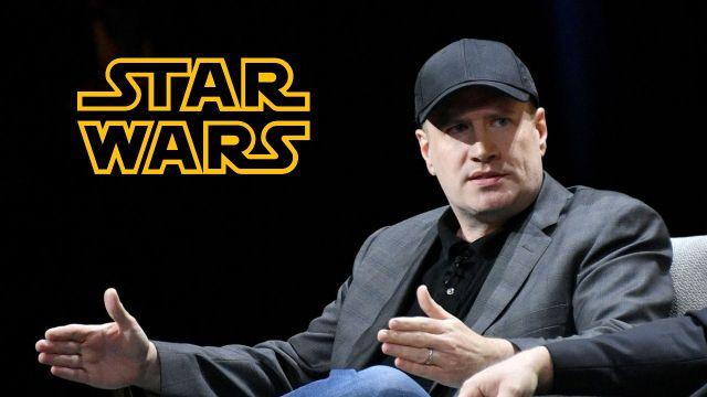 Star Wars Kevin Feige niega series Lucasfilm