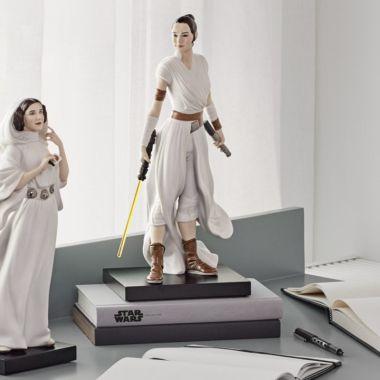 Star Wars colección figuras porcelana edición limitada