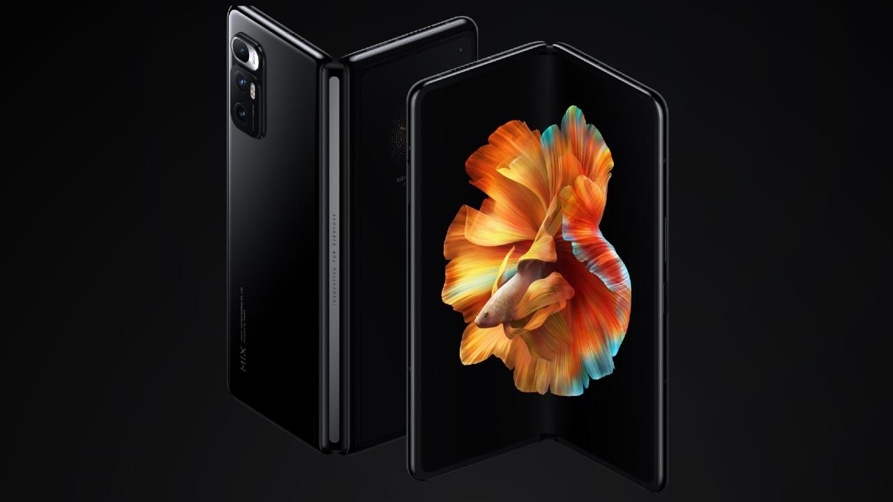 Xiaomi Mi MIX FOLD presenta su primer plegable
