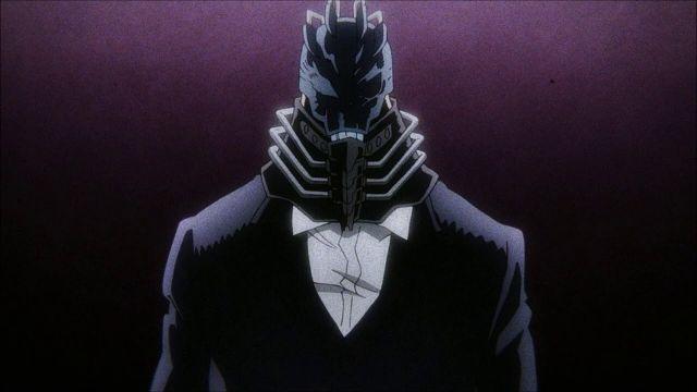 all for one villano boku no hero academia