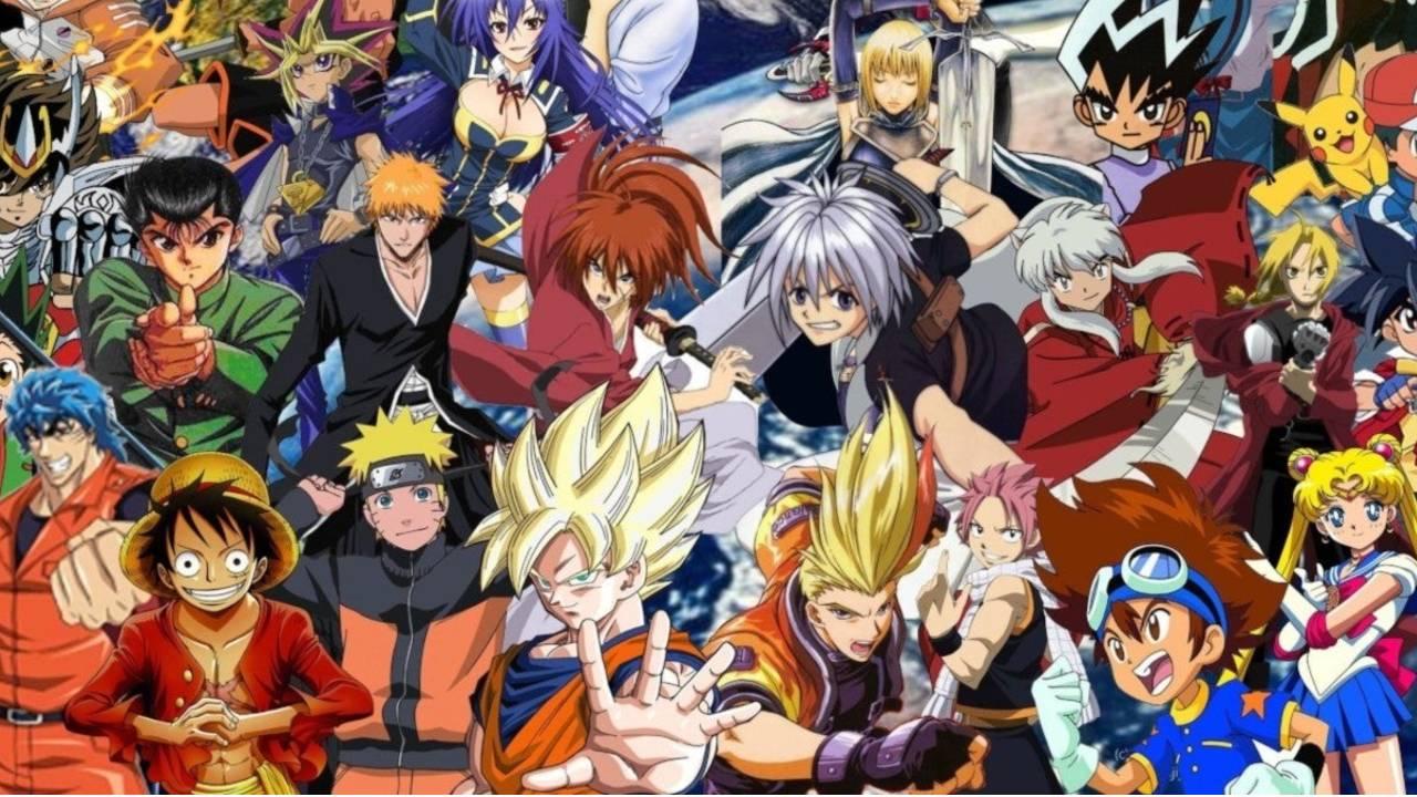 animes mas populares de la historia