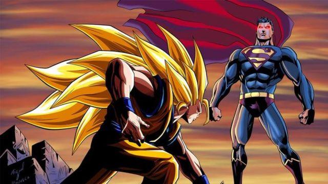 goku contra superman quien gana