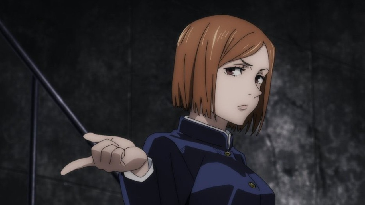 jujutsu kaisen anime nobara personaje