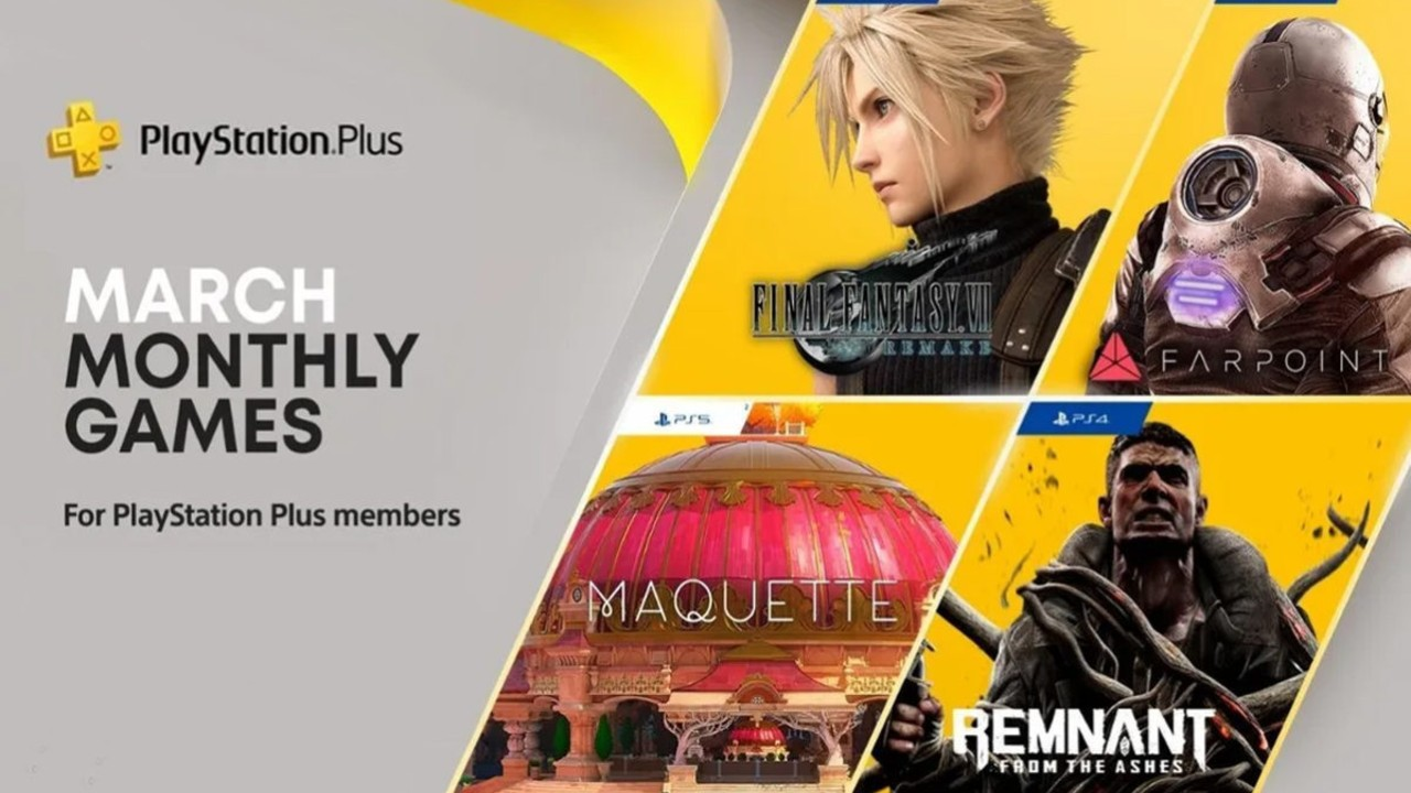 ps plus juegos ps5 playstation marzo 2021