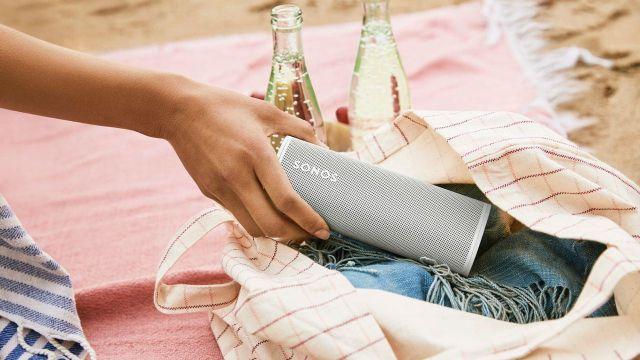 Sonos presenta su bocina portátil, Sonos Roam
