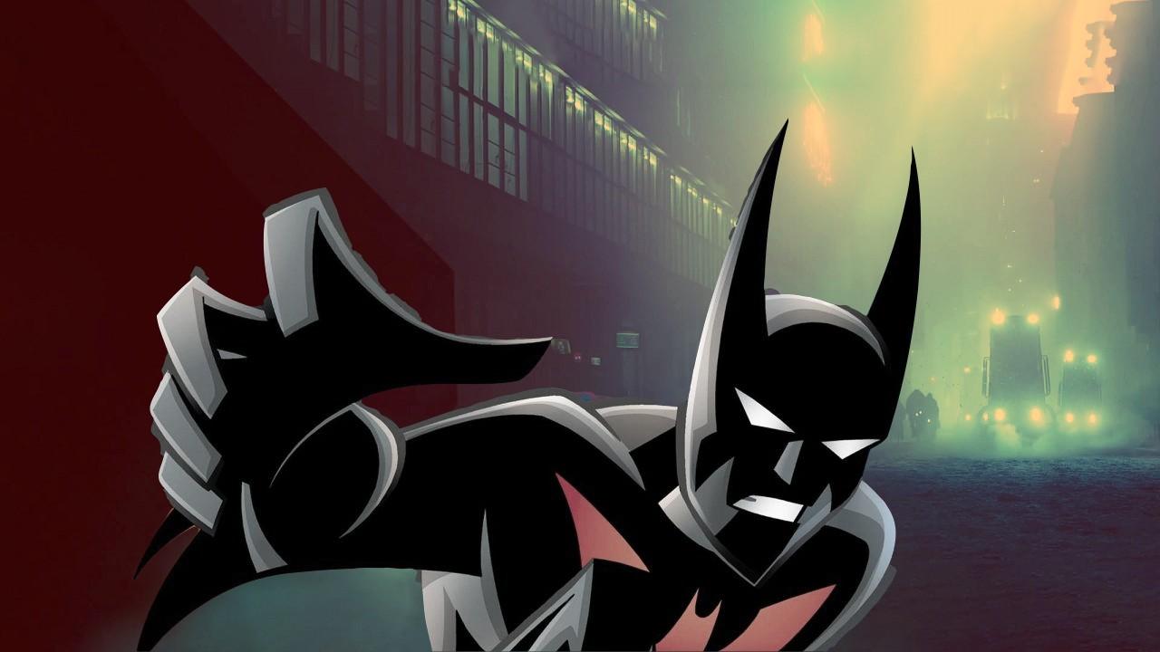 Película de Batman Beyond DC Comics Denis Villeneuve Blade Runner 2049