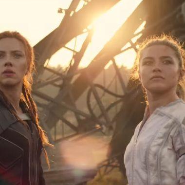 Black Widow Película Marvel Tráiler Estreno