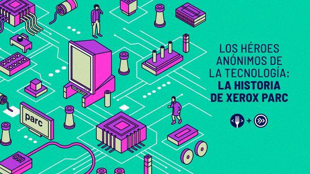 Código Espagueti podcast Convoy Xerox PARC