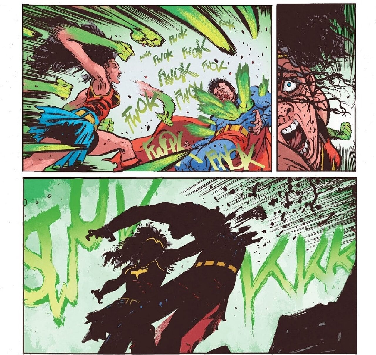 wonder woman death earth dc comics