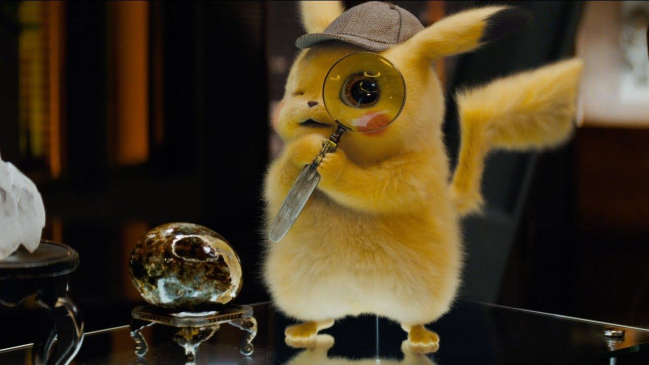 Pokémon Detective Pikachu Película Live-action Anime
