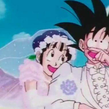 goku milk boda anime dragon ball