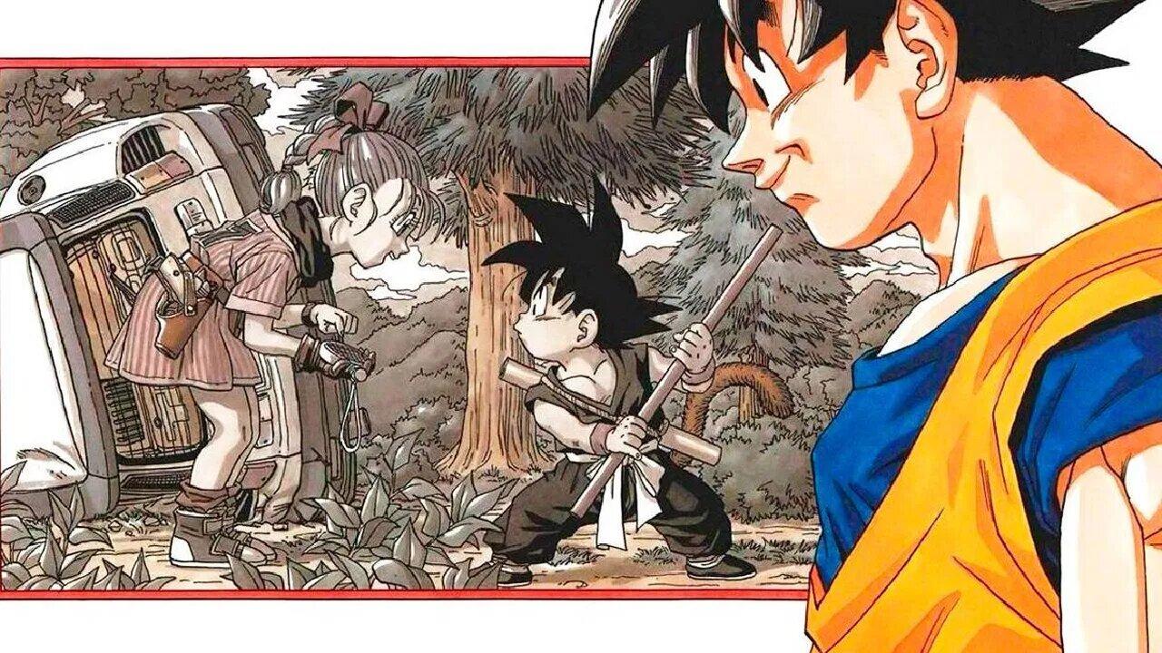 dragon ball historia akira toriyama manga videojuego