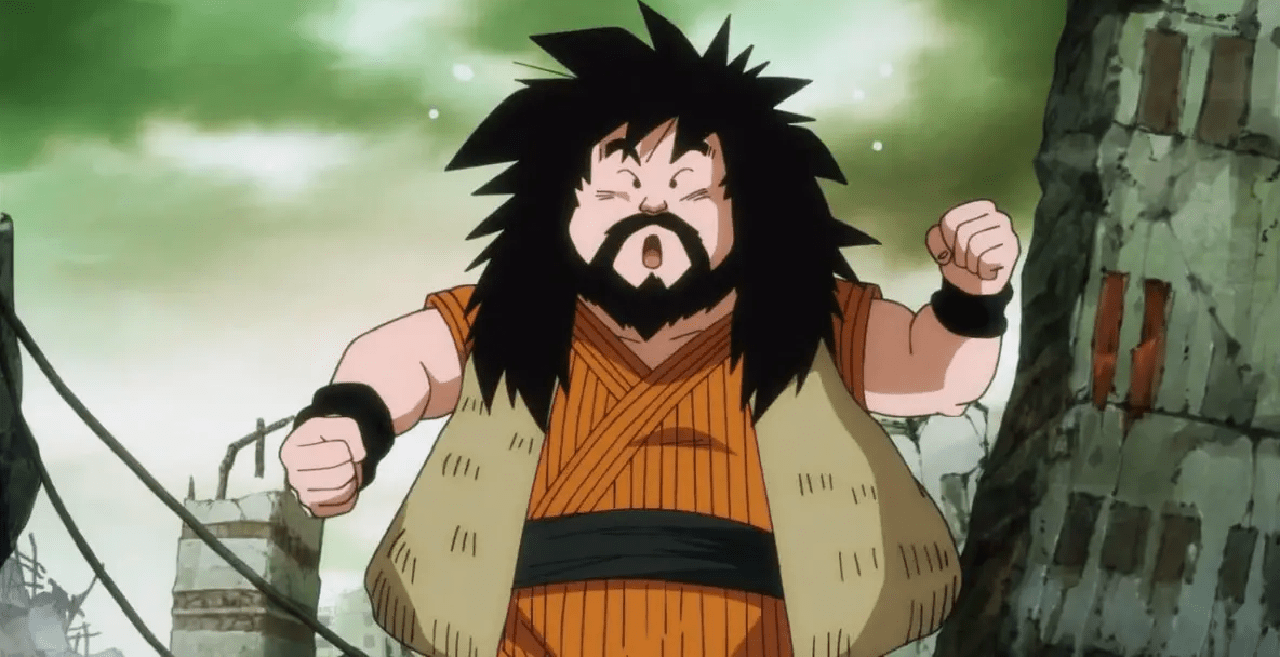 dragon ball yajirobe humanos ranking