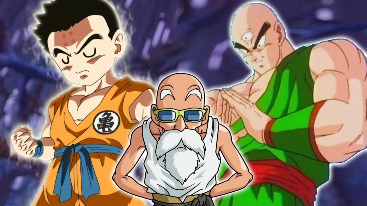 dragon ball humanos fuertes ranking