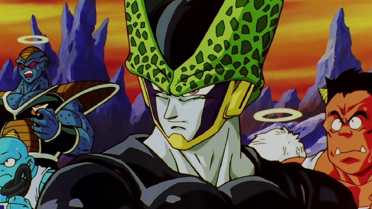 dragon ball otro mundo ranking poder cell