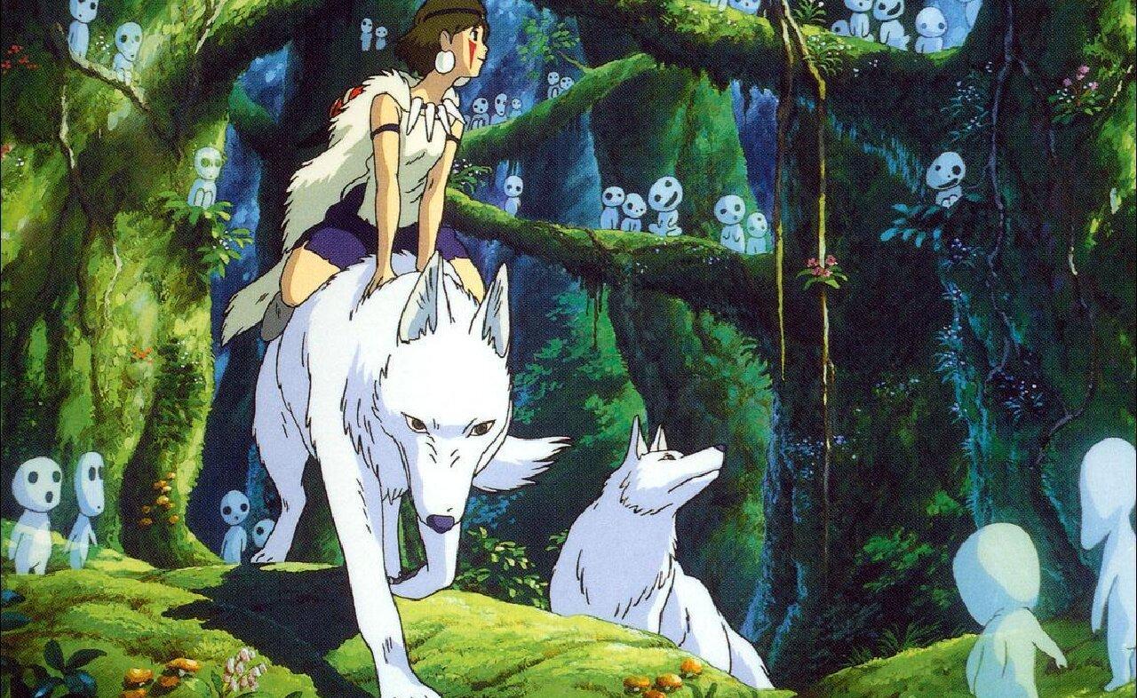 mononoke película anime ranking taquillera