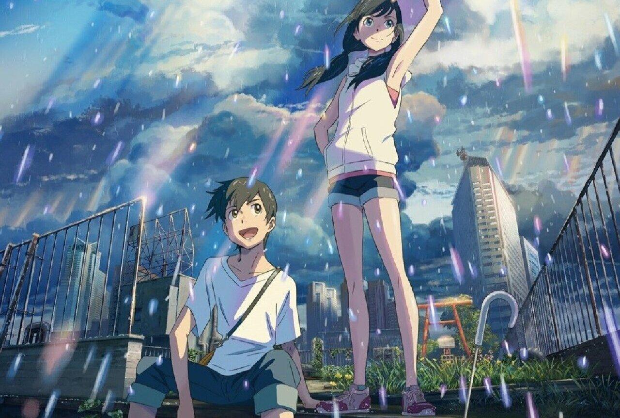 el tiempo contigo película anime ranking