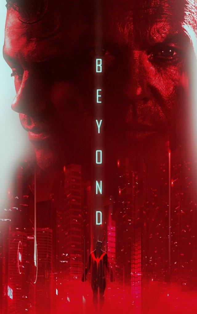 Fanart Película Batman Beyond Michael Keaton DC Comics