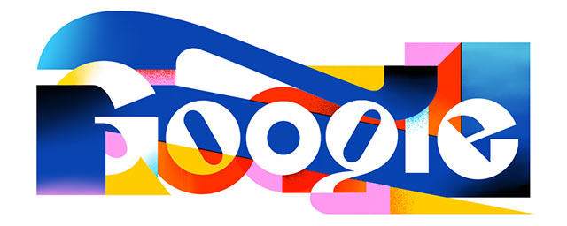 Ñ Letra doodle Google Español