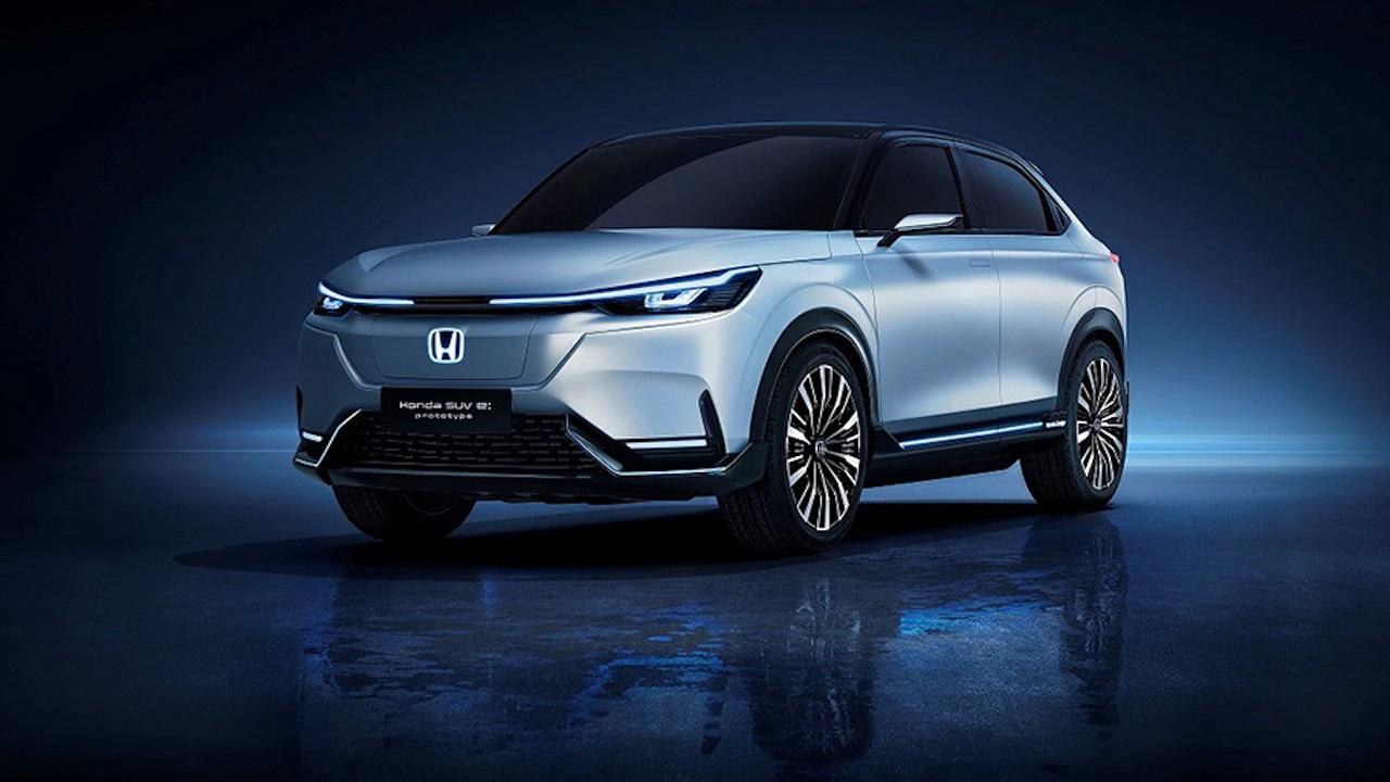 Honda Primer SUV Eléctrico Honda SUV e: Prototype