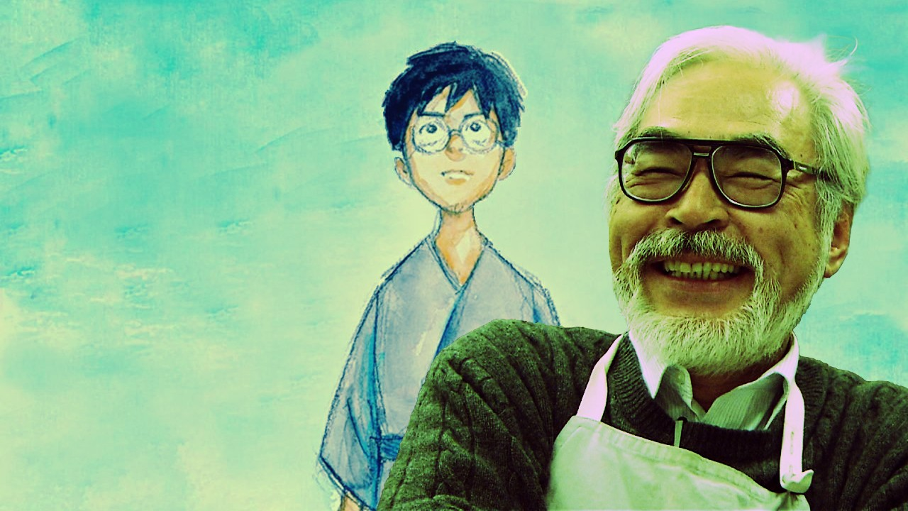 Hayao Miyasaki Studio Ghibli Película How Do You Live
