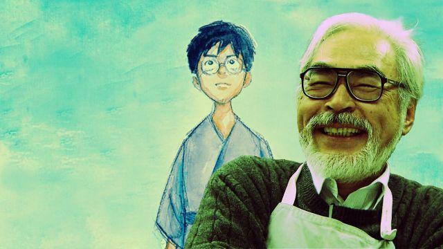 Hayao Miyasaki Studio Ghibli Película How Do You Live