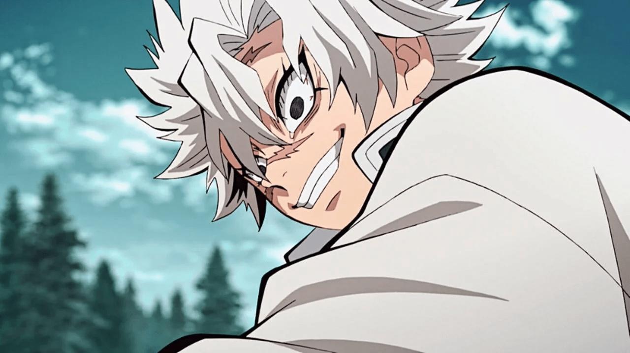 kimetsu no yaiba ranking poder personajes espada