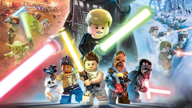 LEGO Star Wars retraso fecha lanzamiento The Skywalker Saga
