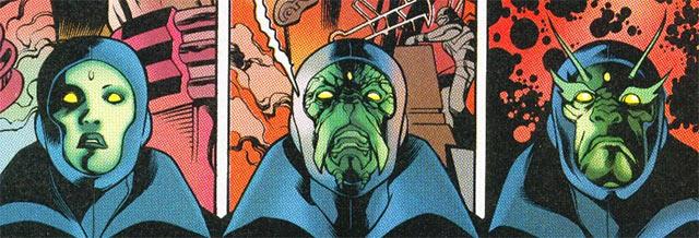 Marvel Loki Multiverso Time Keeper origen