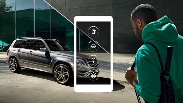 Mercedes-Benz App Controla Vehículo Mercedes Me