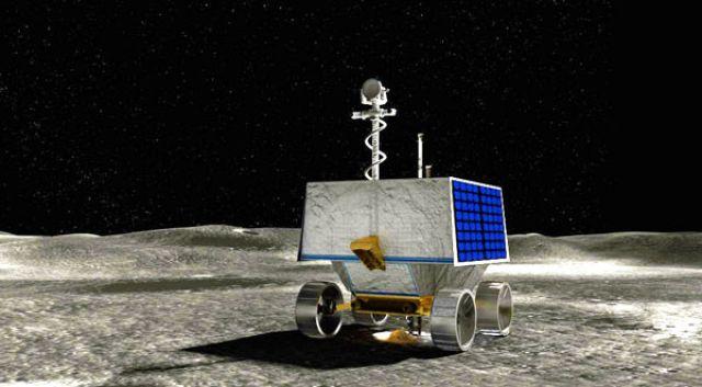 El rover VIPER de la NASA buscará agua en la Luna