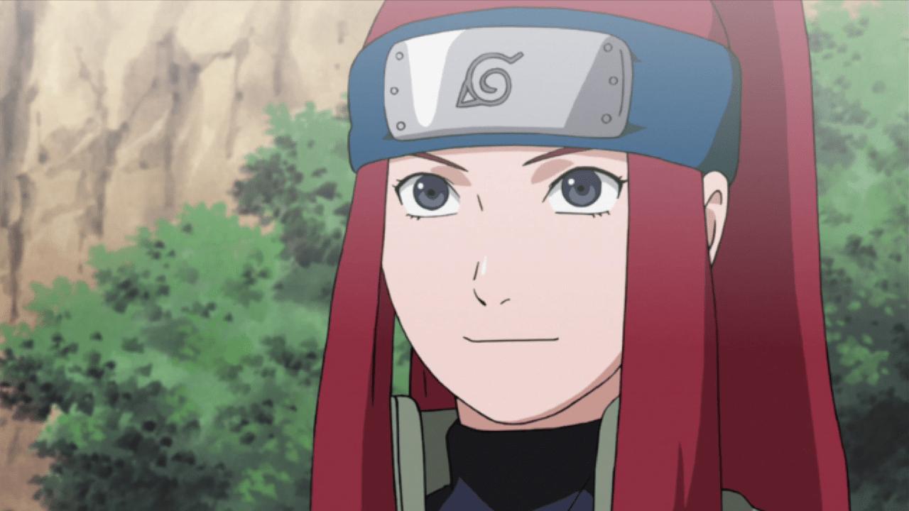 kushina naruto kunoichi ranking poder