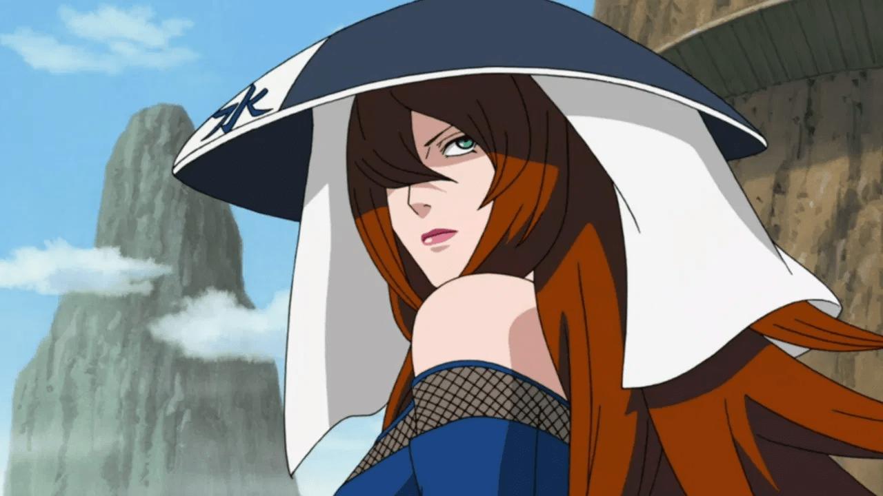 mei naruto kunoichi ranking poder