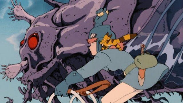 Studio Ghibli Catálogo Películas Nausicaä Hayao Miyazaki