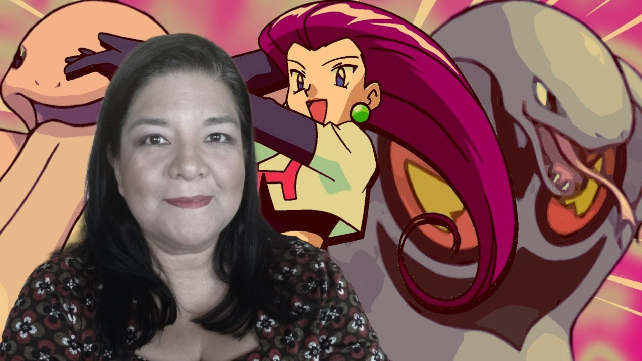 Diana Pérez Actriz Doblaje Pokémon Anime Equipo Rocket