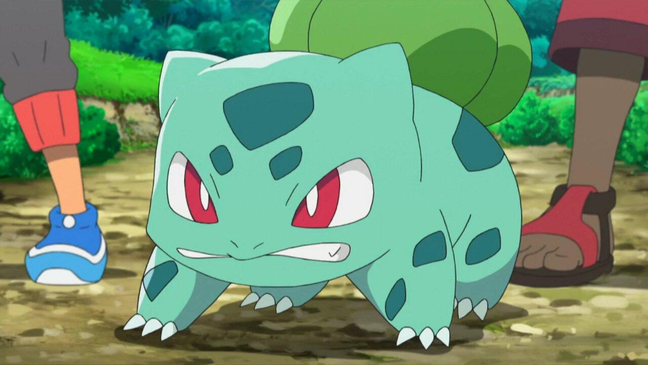 bulbasur ranking pokémon más fuertes ash
