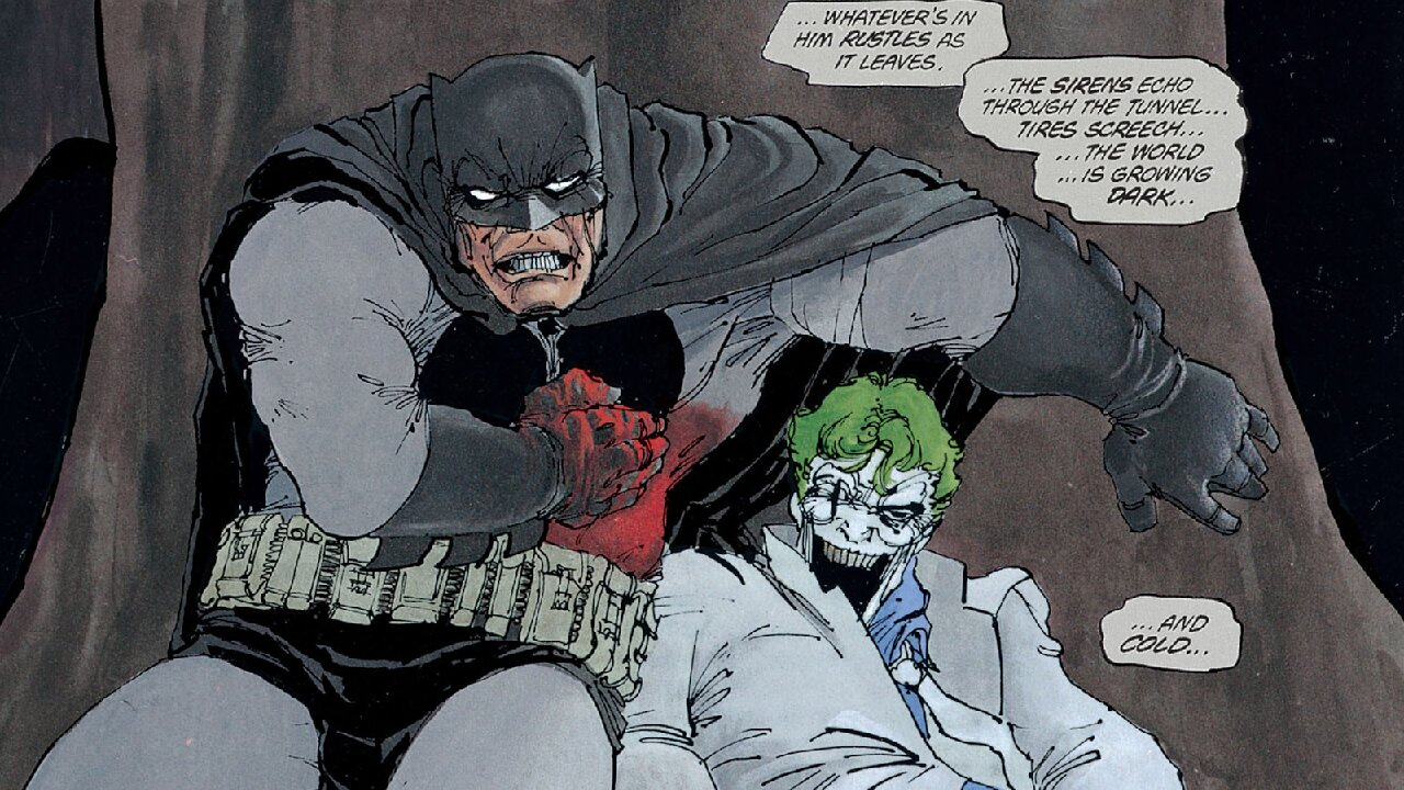 batman joker dc comics muerte