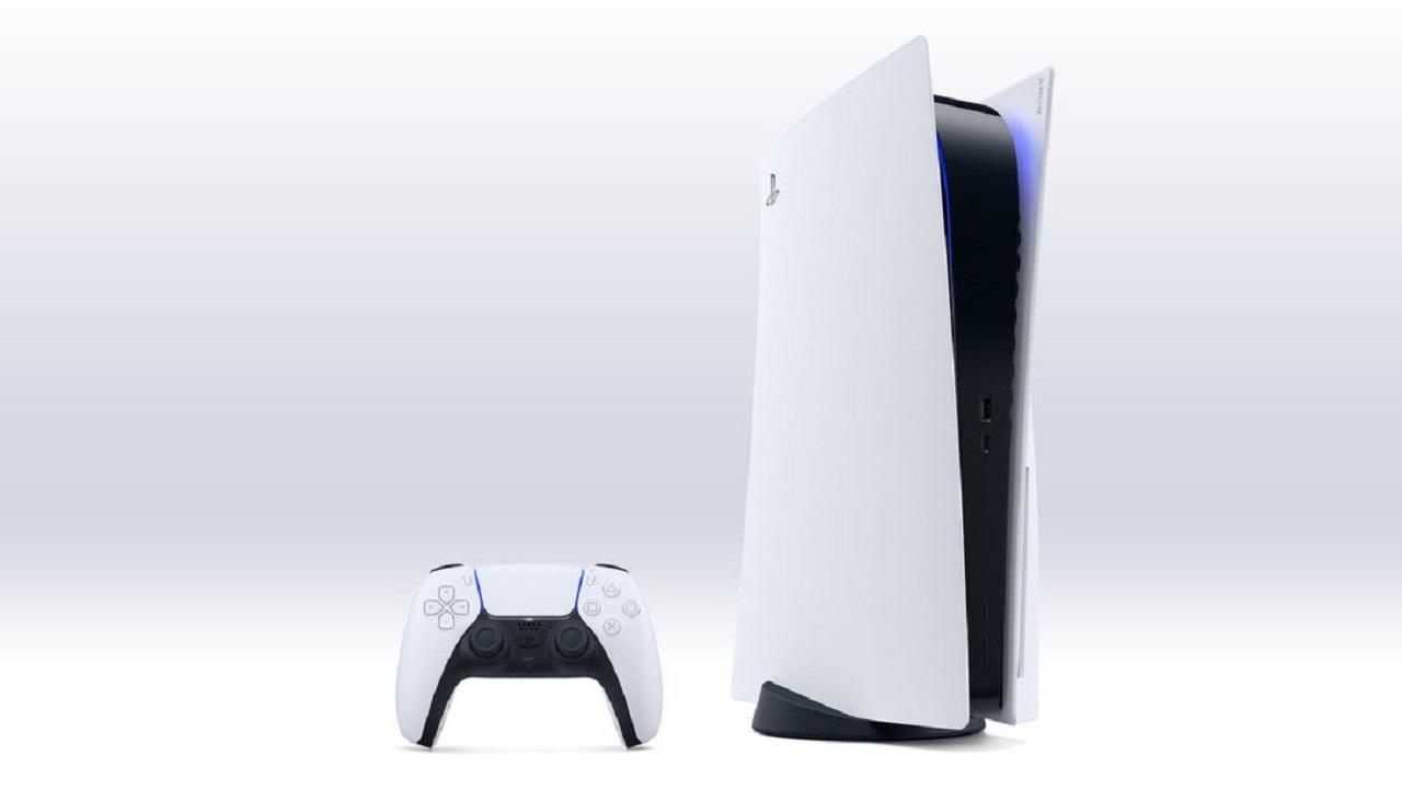 PS5 Consola PlayStation Sony Primer Actualización